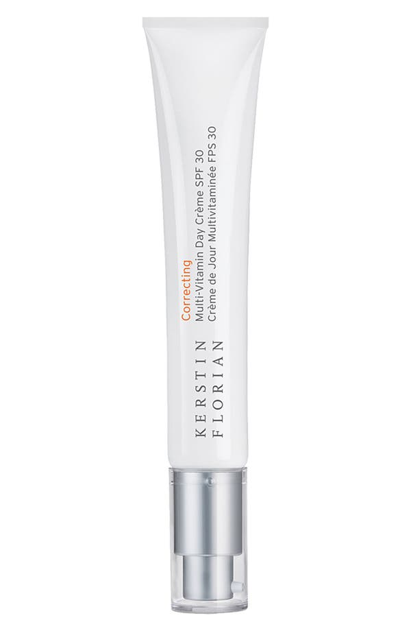 Alternate Image 1 Selected - Kerstin Florian Correcting Multi-Vitamin Day Crème SPF 30