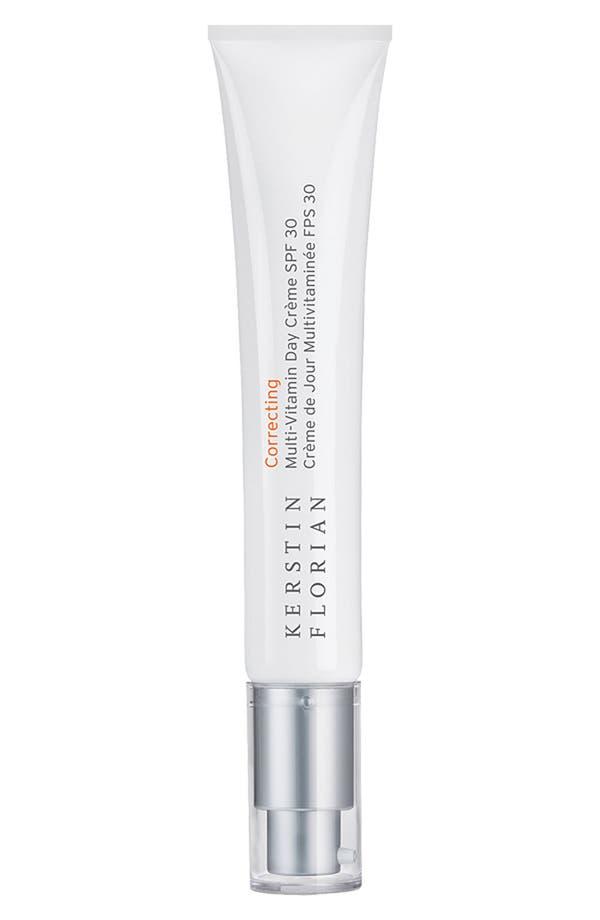 Correcting Multi-Vitamin Day Crème SPF 30,                         Main,                         color,