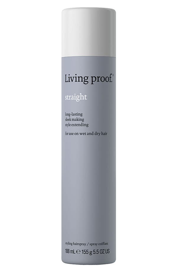 Alternate Image 1 Selected - Living proof® 'Straight' Styling Hairspray