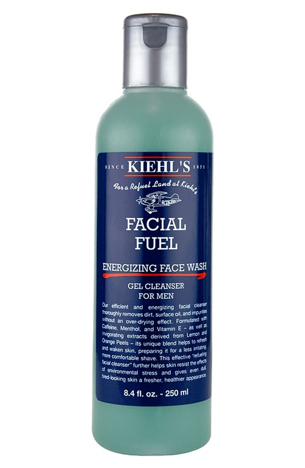 Alternate Image 1 Selected - Kiehl's Since 1851 'Facial Fuel' Energizing Face Wash for Men