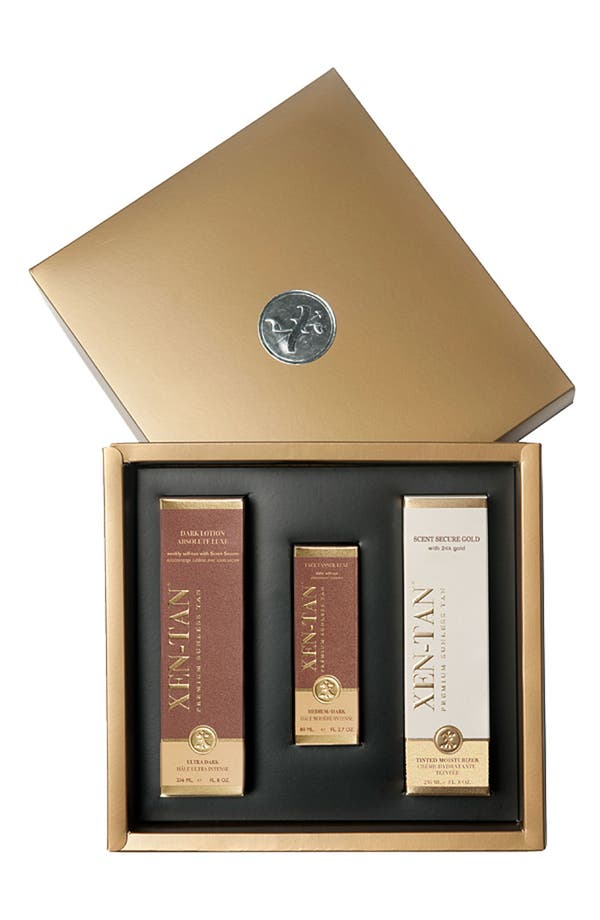 Alternate Image 1 Selected - Xen-Tan® '24k Gold Luxury' Tan Set ($113 Value)