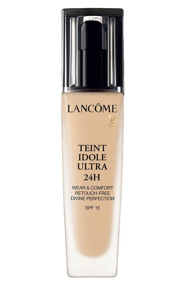 Alternate Image 1 Selected - Lancôme Teint Idole Ultra Liquid 24H Longwear SPF 15 Foundation