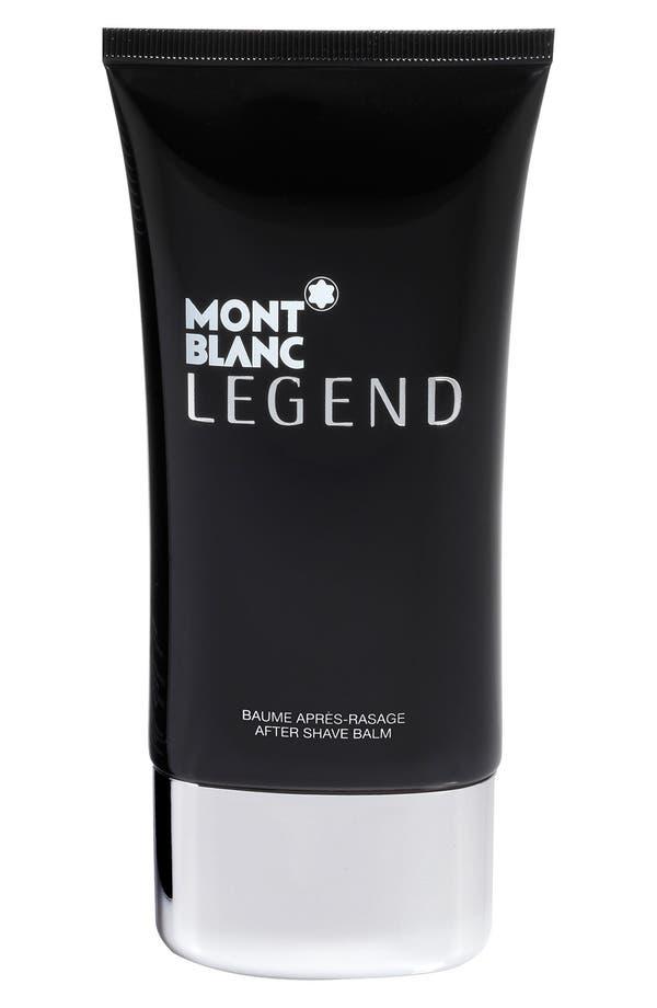 Alternate Image 1 Selected - MONTBLANC 'Legend' After Shave Balm