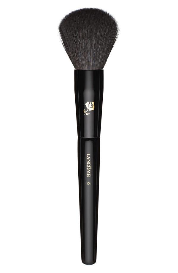 Alternate Image 1 Selected - Lancôme Natural Bristled Blush Brush