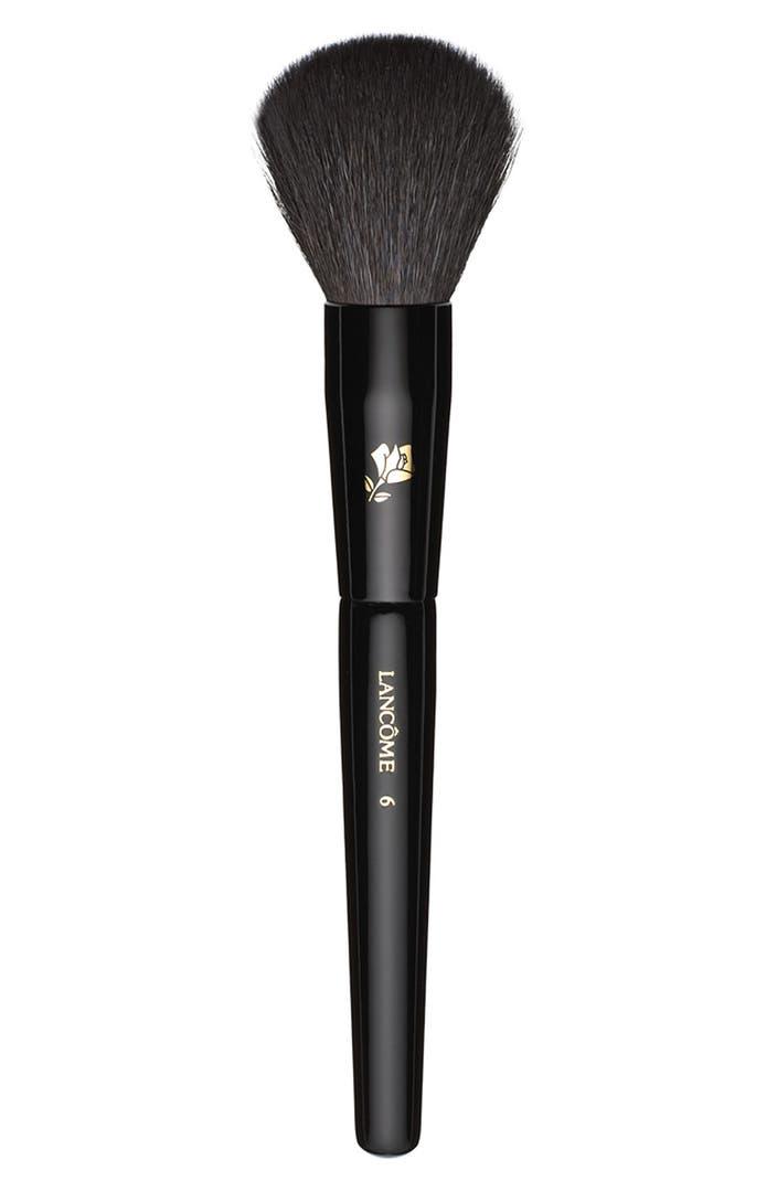Blusher Brush Makeup Brushes: Lancôme Natural Bristled Blush Brush