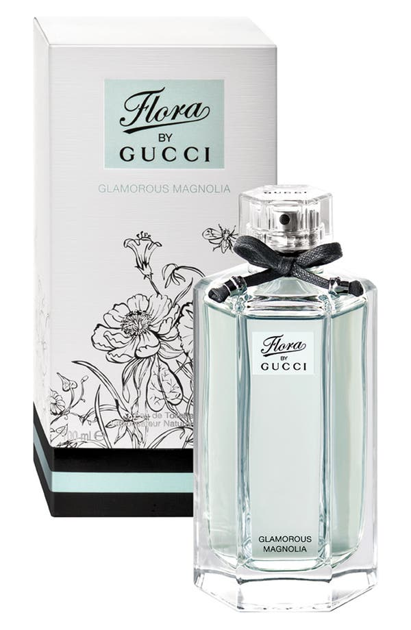 Alternate Image 2  - Gucci 'Flora by Gucci - Glamorous Magnolia' Eau de Toilette