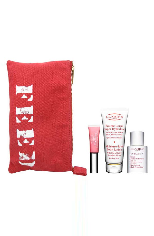 Alternate Image 1 Selected - Clarins 'FEED 15' Set (Nordstrom Exclusive) ($54 Value)