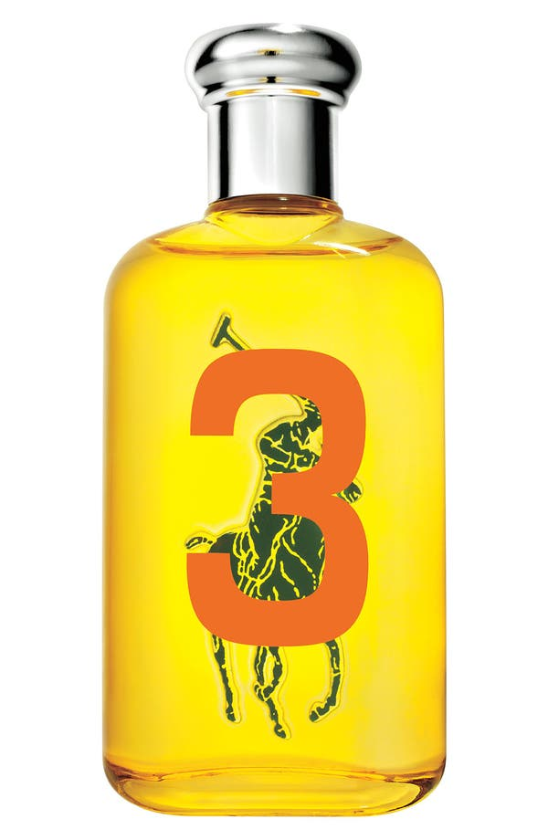 Main Image - Ralph Lauren 'Big Pony #3 - Yellow' For Her Eau de Toilette