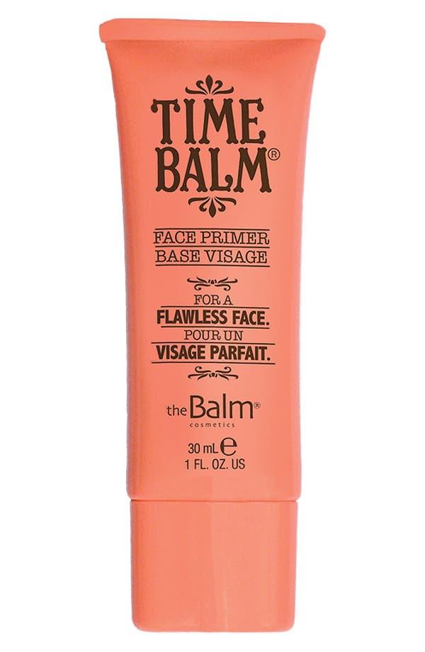 Alternate Image 1 Selected - theBalm® 'timeBalm®' Primer