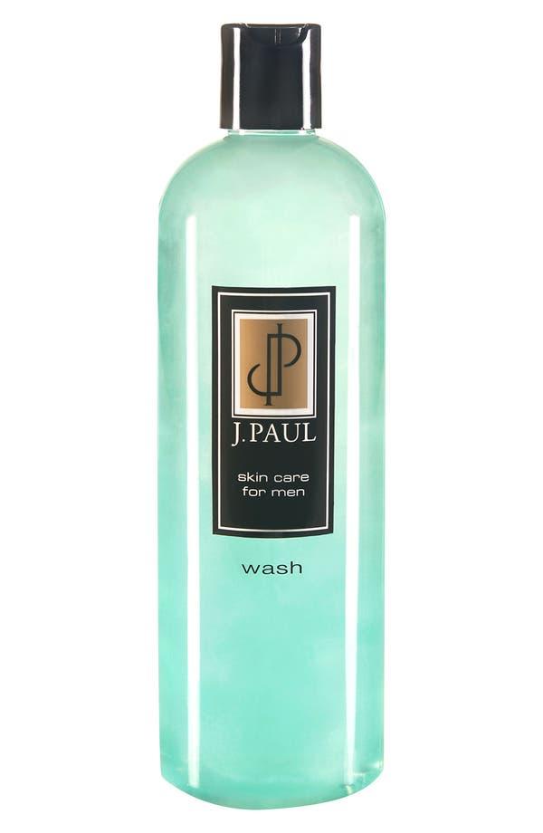 Alternate Image 1 Selected - J. PAUL Skincare 'Wash' Shower Gel