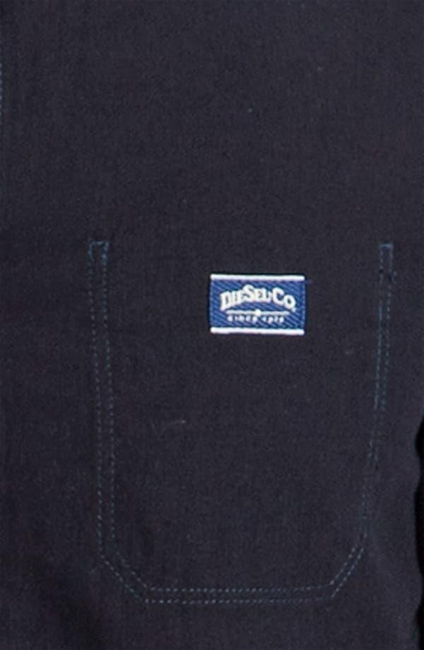 Alternate Image 3  - DIESEL® 'Shrobina J' Sport Shirt