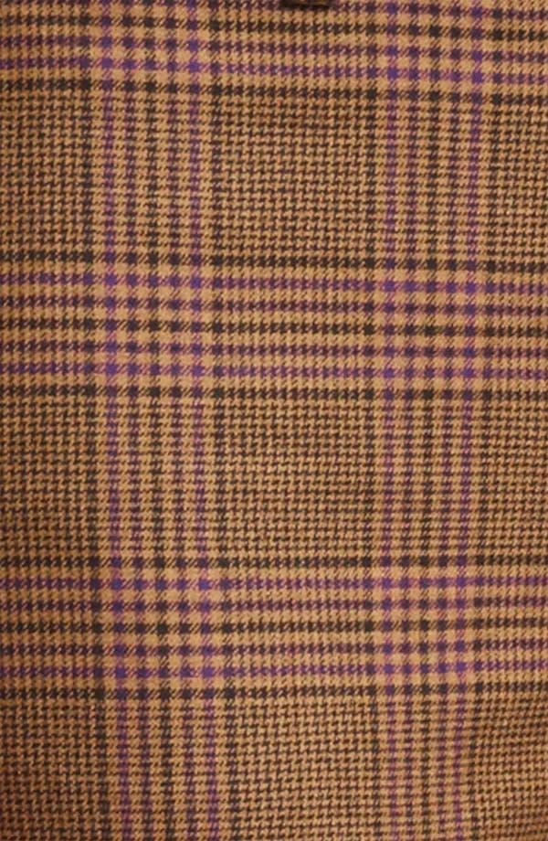 Alternate Image 3  - Michael Kors 'Samantha' Skinny Plaid Wool Pants