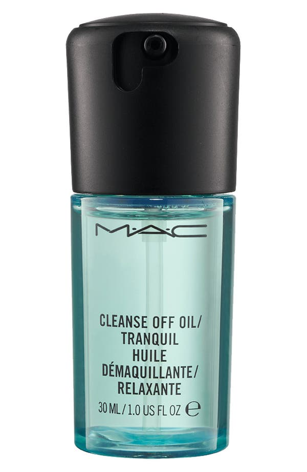 Alternate Image 1 Selected - MAC 'Sized to Go - Mini' Tranquil Cleanse Off Oil