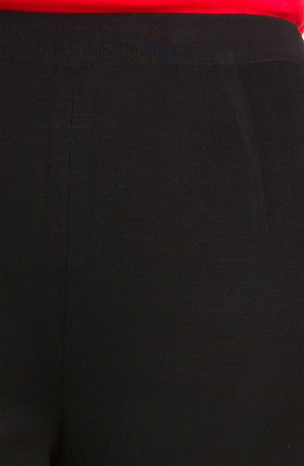 Alternate Image 3  - Misook Cigarette Pants (Plus Size)