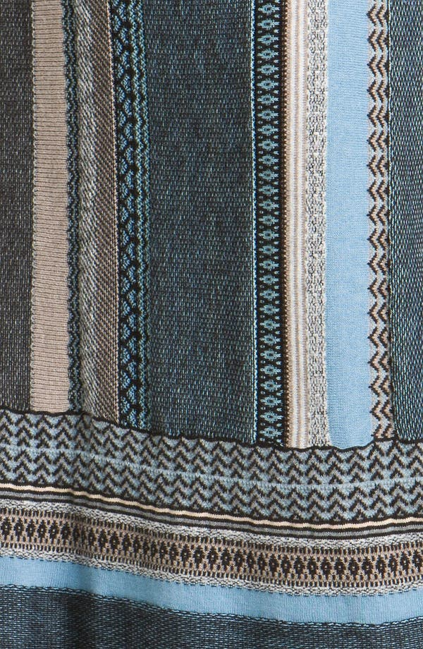Alternate Image 3  - Nic + Zoe Stripe Knit Skirt