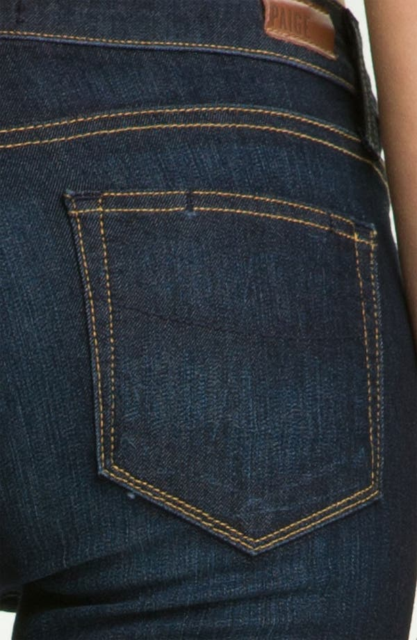 Alternate Image 3  - Paige Denim 'Skyline' Stretch Skinny Jeans (Carson Wash)