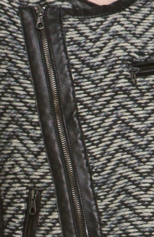 Alternate Image 3  - rag & bone 'Samantha' Biker Jacket