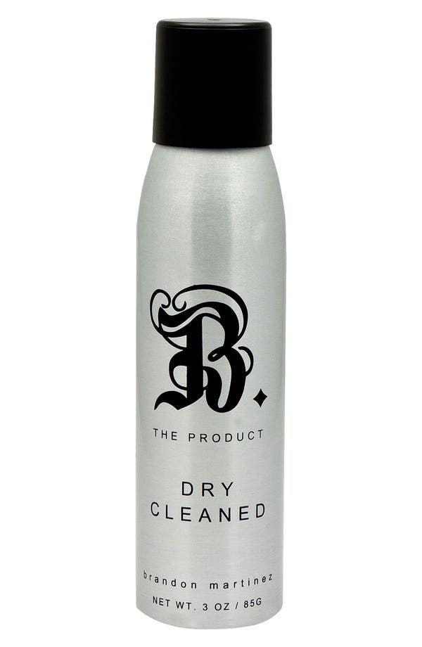 Alternate Image 1 Selected - B. the Product 'Dry Cleaned' Dry Shampoo