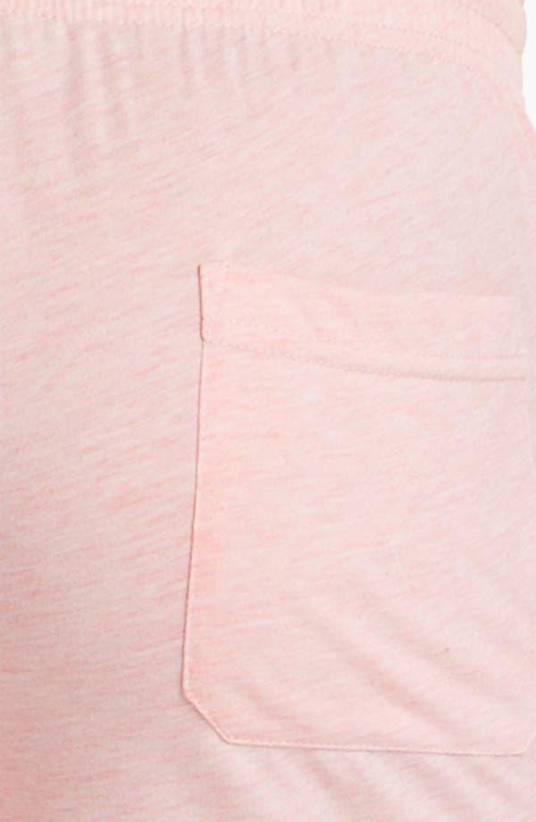 Alternate Image 3  - Daniel Buchler Heather Knit Lounge Pants
