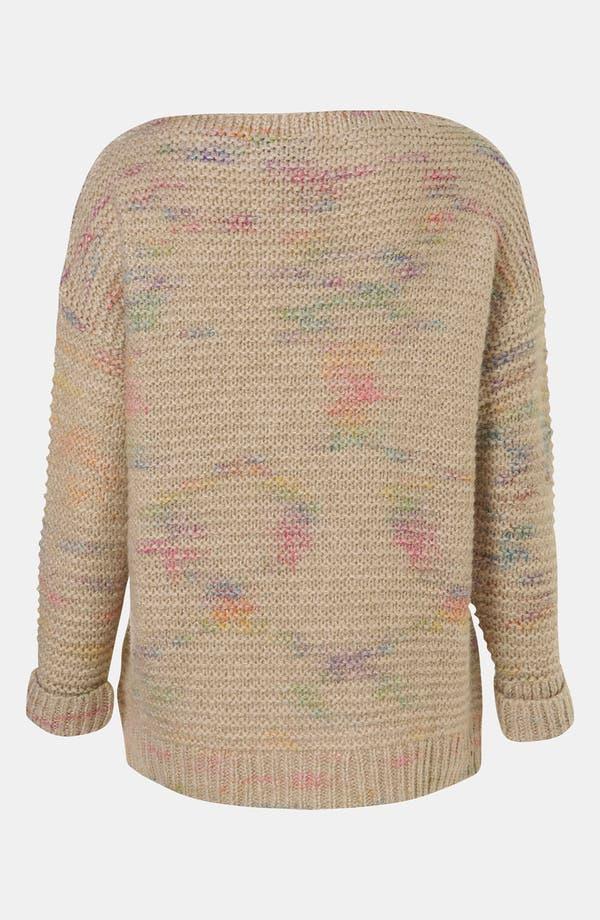 Alternate Image 2  - Topshop 'Skull' Sweater