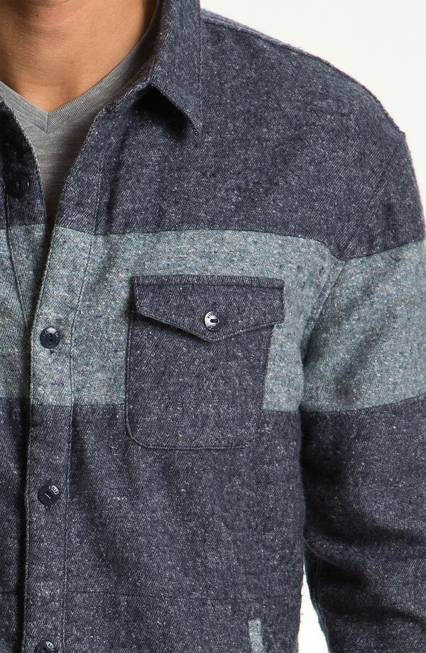 Alternate Image 3  - Riviera Club 'CPO' Woven Shirt Jacket