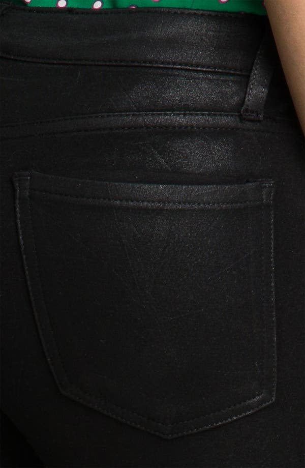 Alternate Image 3  - KUT from the Kloth Coated Skinny Jeans