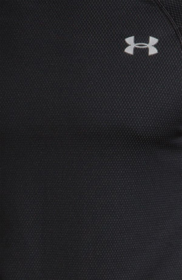 Alternate Image 3  - Under Armour 'Thermo Run' Fitted Long Sleeve ColdGear® T-Shirt (Online Exclusive)