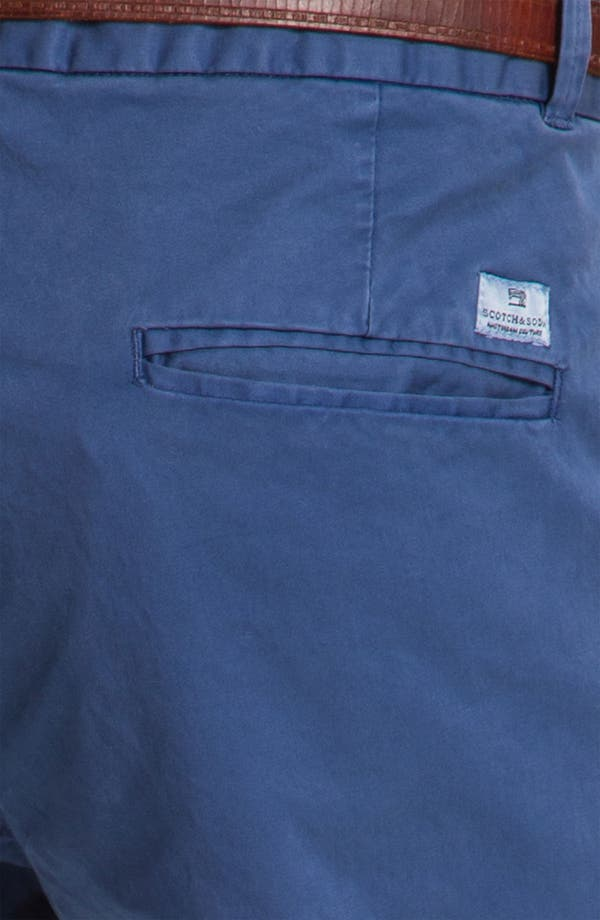 Alternate Image 3  - Scotch & Soda Slim Fit Chinos