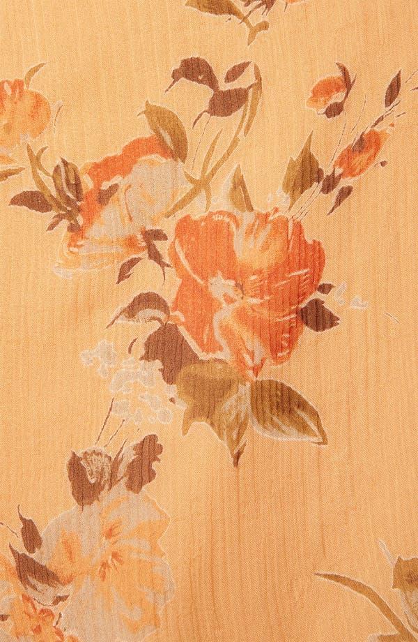 Alternate Image 3  - Topshop 'Autumn Meadow' Print Dress