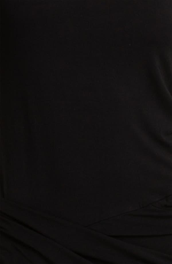 Alternate Image 3  - Young, Fabulous & Broke 'Sassy' Faux Wrap Maxi Dress