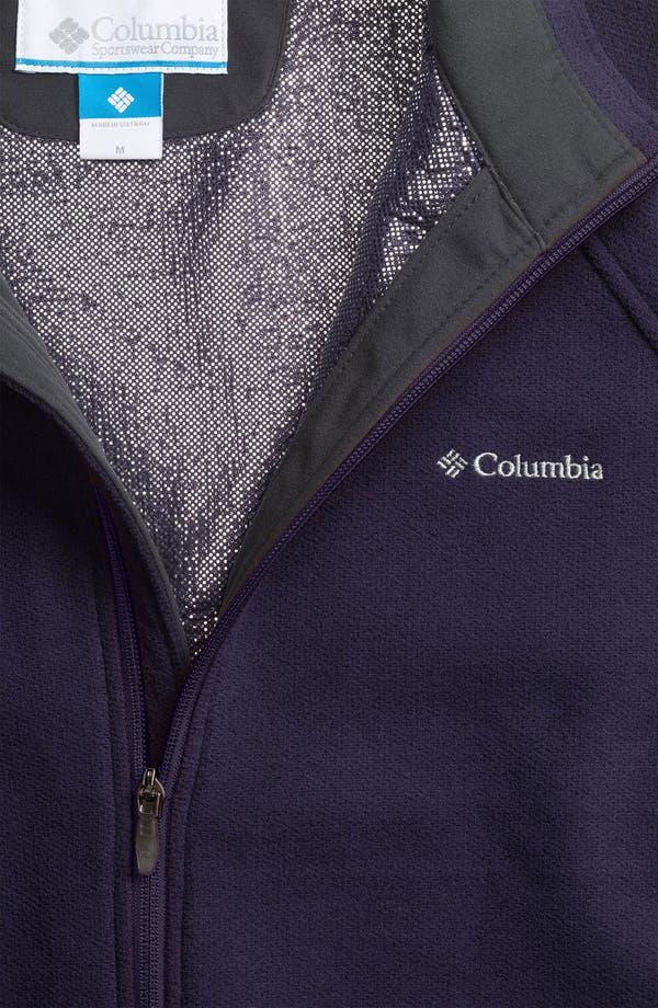 Alternate Image 4  - Columbia 'Thermarator II' Fleece Jacket