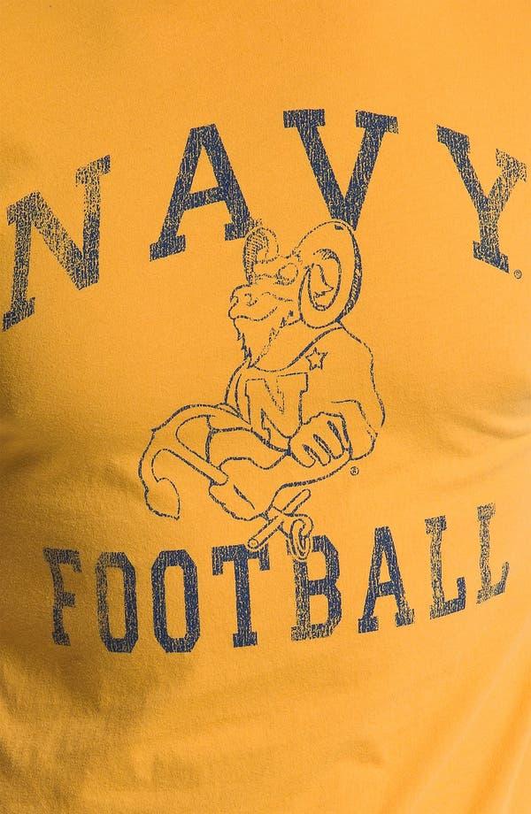 Alternate Image 3  - The Original Retro Brand 'US Navy Midshipmen' T-Shirt