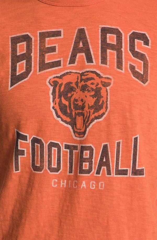 Alternate Image 3  - '47 'Chicago Bears' Slubbed Crewneck T-Shirt