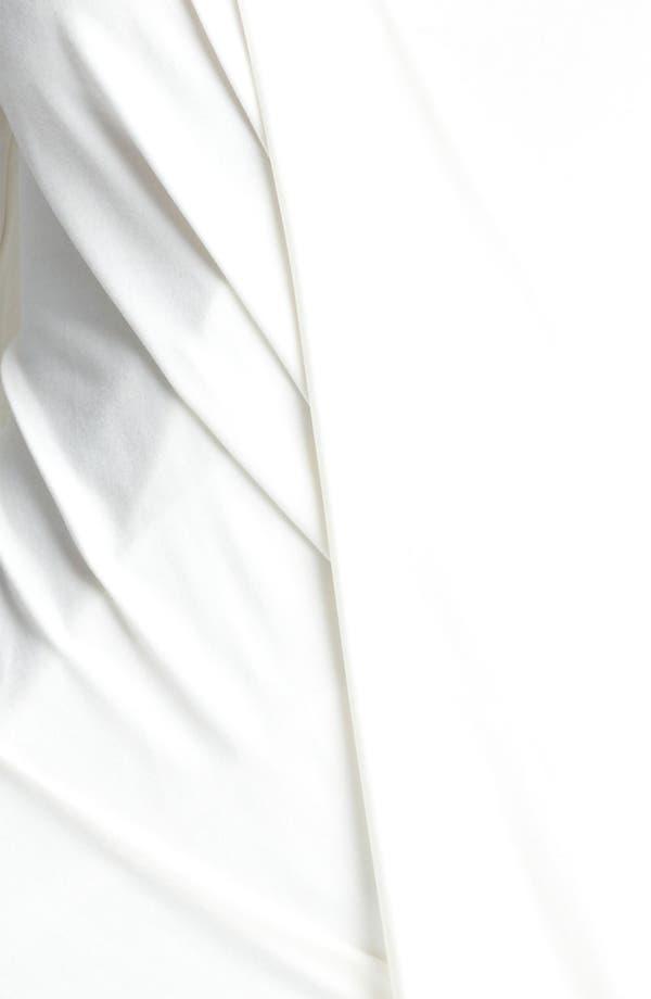 Alternate Image 3  - Donna Karan Collection Draped Jersey Top
