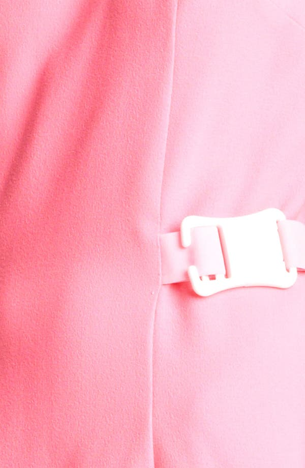 Alternate Image 3  - Christopher Kane Safety Belt Minidress