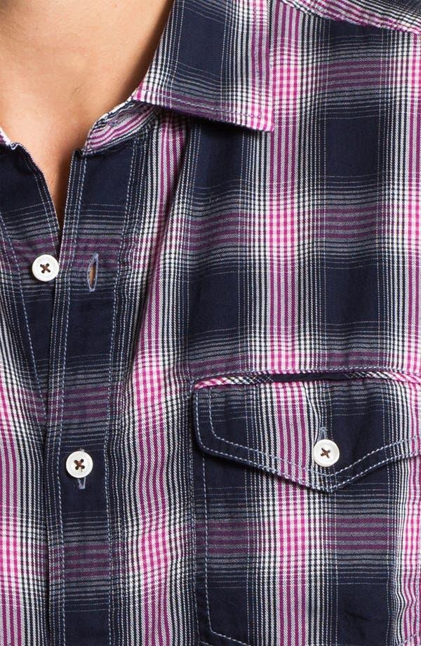 Alternate Image 3  - Tommy Bahama Denim 'Twill Me' Sport Shirt