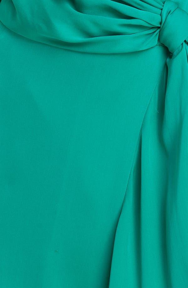 Alternate Image 3  - Diane von Furstenberg 'Dora' Stretch Silk Blouson Dress (Online Exclusive)