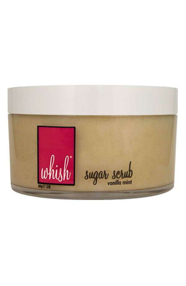 Alternate Image 1 Selected - Whish™ 'Vanilla Spice' Sugar Scrub