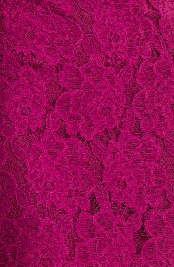 Alternate Image 3  - Kensie Lace Skirt