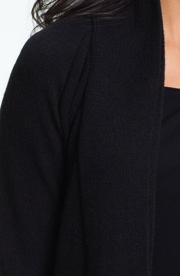 Alternate Image 3  - Beyond Threads Drape Front Cardigan