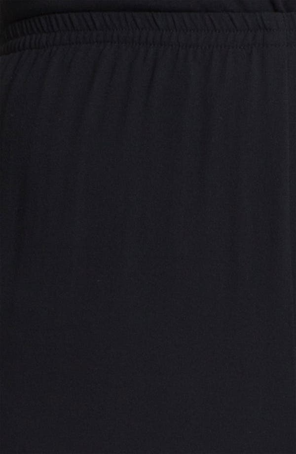 Alternate Image 3  - Eileen Fisher Straight Leg Silk Pants (Online Exclusive)