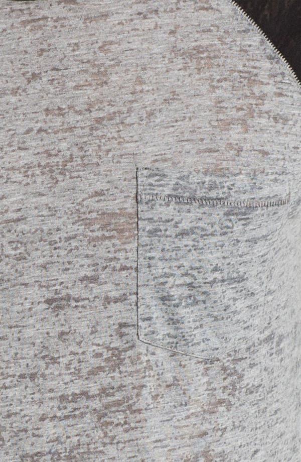 Alternate Image 3  - John Varvatos Star USA Raglan T-Shirt