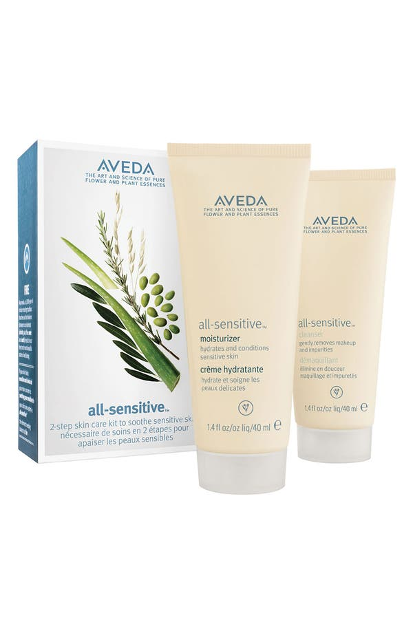 Alternate Image 1 Selected - Aveda 'all-sensitive™' Starter Set