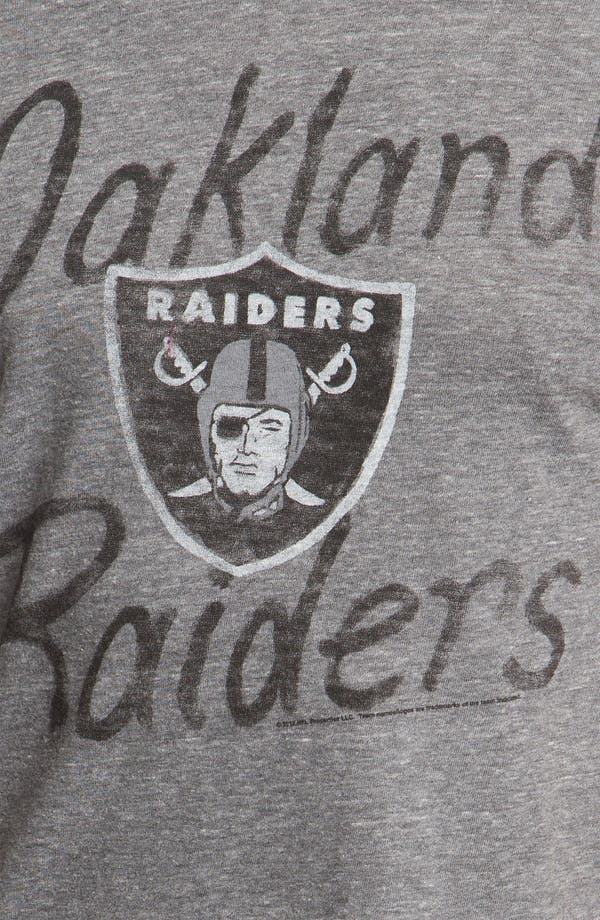 Alternate Image 3  - Junk Food 'Oakland Raiders' T-Shirt