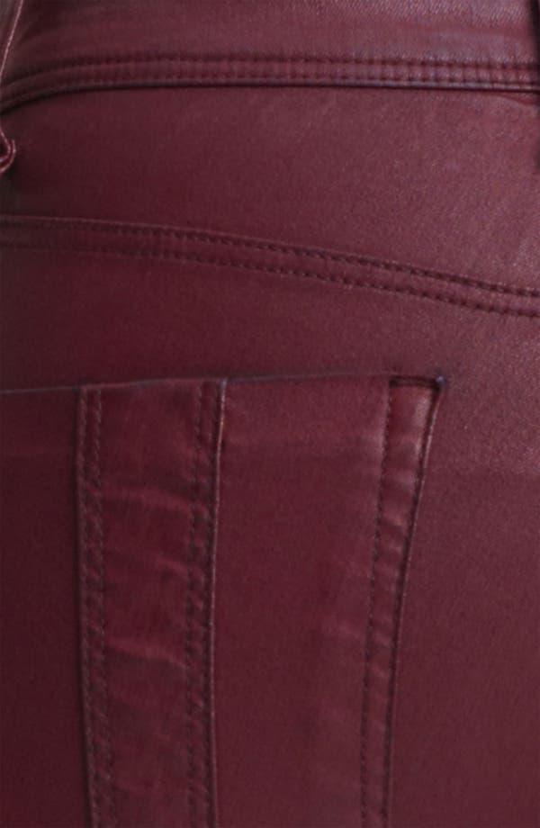 Alternate Image 3  - Burberry Brit Skinny Leg Pants