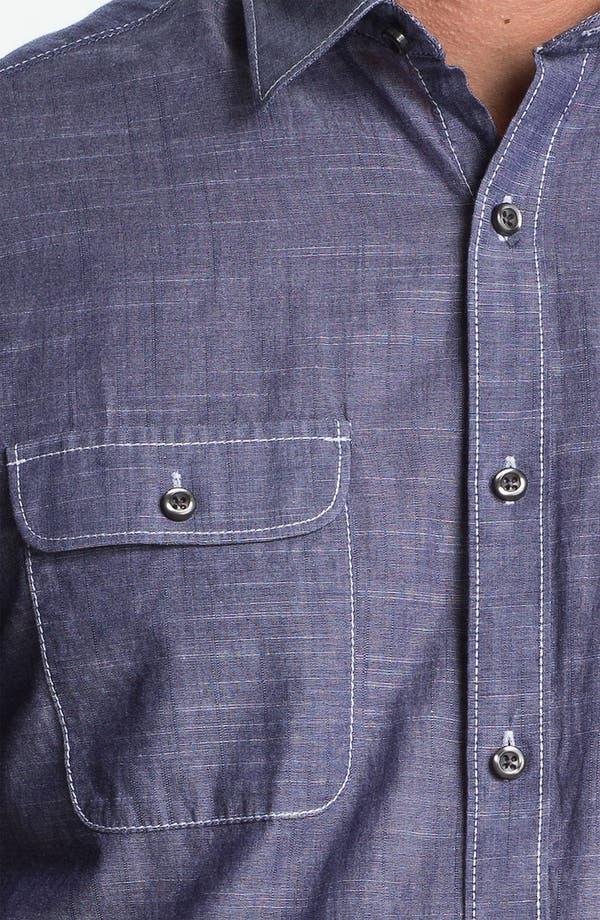 Alternate Image 3  - James Campbell 'Barto' Sport Shirt