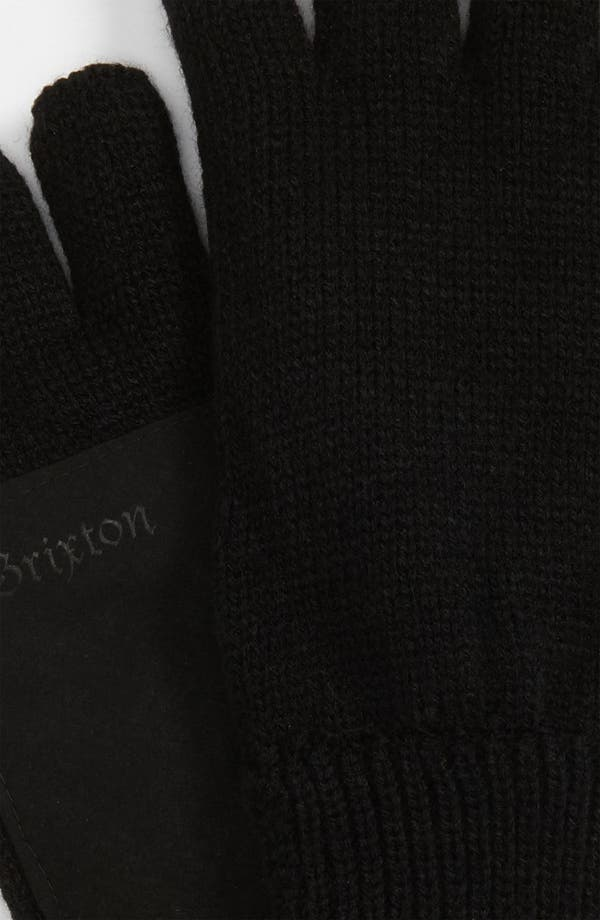Alternate Image 2  - Brixton 'Cutter' Gloves