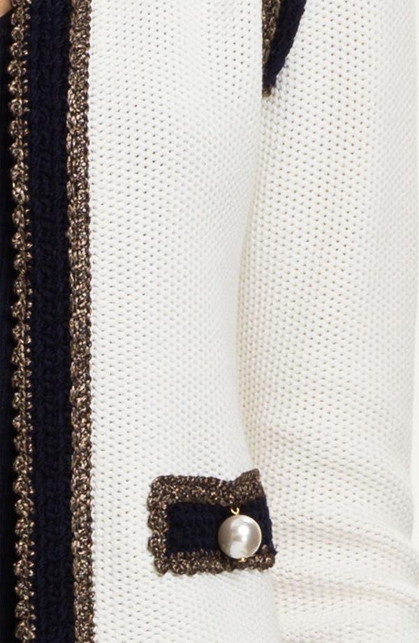 Alternate Image 3  - St. John Collection Tweed Jacket