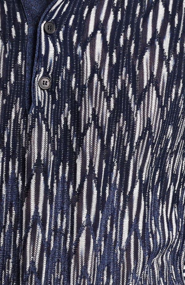 Alternate Image 3  - Missoni Short Sleeve Henley