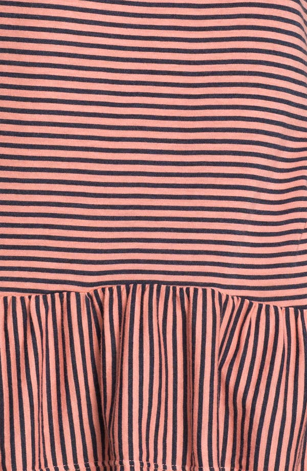 Alternate Image 3  - Splendid 'Naples' Stripe Peplum Tee